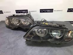 Фара рестаил ксенон BMW 3 левая/правая комплект E46