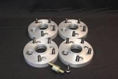Проставки переходные ваз с 4*98 на 5*114,3 (25 мм 4 шт)