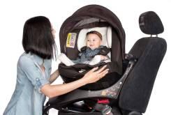 Новинка из Японии  автокресло для детей(0+,  с рождения уже в продаже!