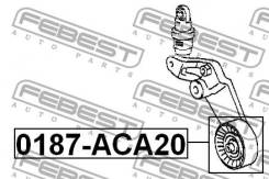 Ролик натяжной комплект Febest 0187ACA20