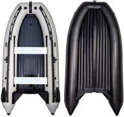 Лодка Smarine AIR MAX-380 (Серая)