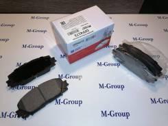 Колодки тормозные передние DFP4173 GP02252 DoubleForce Япония Оригинал