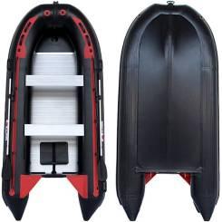 Лодка Smarine Strong-380 (Черная)