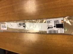 Наклейка рамки задней левой двери для Toyota RAV4