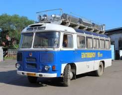ПАЗ 672, 1980