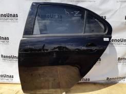 Дверь задняя левая Mitsubishi Lancer X в сборе