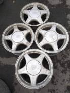 Литые диски 16 5x114.3 ET44 (4 шт)