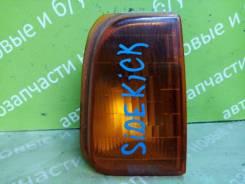 Поворотник Suzuki Sidekick 1995 G16A, правый