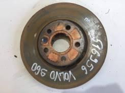 Диск тормозной передний вентилируемый [31400764] [арт. 516956-2]