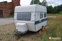 Knaus 310K без пробега по РФ, 1984