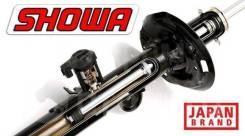 Амортизаторы передние Showa Honda FIT GE7 / GE9 FIT Shuttle GG8 4WD!