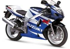 Suzuki GSX-R 600, 2004