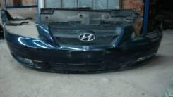 Бампер передний в сборе (дефект) (б/у) Hyundai Sonata NF 2005-2010