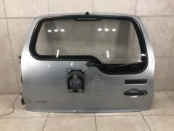 Крышка багажника Chevrolet Niva 2009-2015г [21236300014]