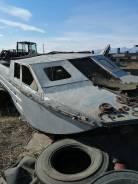 Каютный катер с водомётом , тримаран