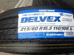 Toyo Delvex M134, LT 215/60 R15.5