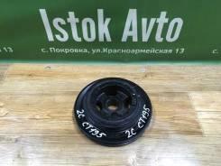 Шкив Коленвала Toyota 2C CT190
