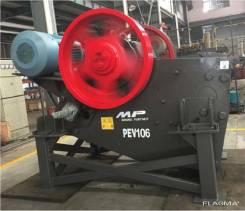 Щековая дробилка PEV-106( Metso C-106 )