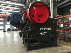Щековая дробилка PEV-110( Metso C-110 )
