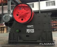 Щековая дробилка PEV-125( Metso C-125 )