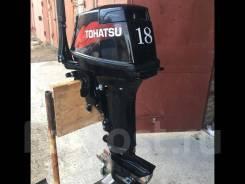 Лодочный мотор Tohatsu 18