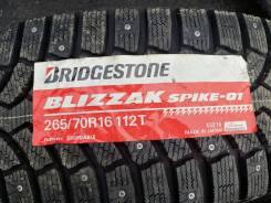 Bridgestone Blizzak Spike-01 Made in Japan!, 265/70 R16