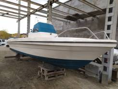 Корпус каютного катера Tohatsu 205