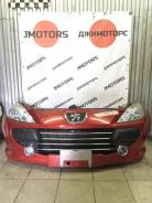 Ноускат Peugeot 207 красный