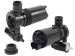 Мотор Омывателя Лобового Стекла Nissan Juke 10-/Teana 14-/Tiida 07-/Nv200 13- Под 2 Выхода Sat арт. ST-28920-EL00A