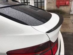 Лип Спойлер на BMW X6 БМВ икс 6 E71