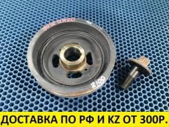 Контрактный шкив коленвала, Nissan QR20/25 J2100.
