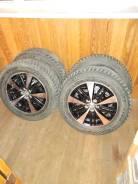 Колеса на оригинальном литье Тойота с резиной Yokohama 205/65/R16