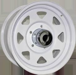 Диск колёсный J&L Racing Арт. J451-08 10 x 16 5*139,7 Et: -10 Dia: 110,1 Белый