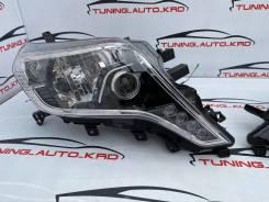 Фары Toyota Land Cruiser Prado 150 2013-2017 год светлые