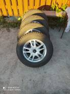Комплект колёс 205/70/R15