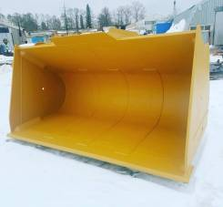 Ковш угольный 5 кубов для фронтального погрузчика XCMG LW500FN