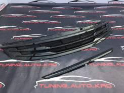 Решетка радиатора Toyota Camry 55 стиль Modellista черная