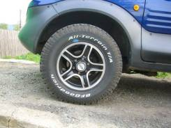 Диски Dotz Hammada R 16 6х139.7 ET 0 Toyota Ниссан Исудзу