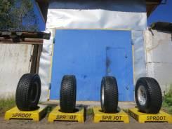 Bridgestone Blizzak DM-Z3, 31x10.50 R15, 265/75R15