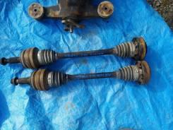 Привода задние Toyota Aristo JZS161 2Jzgte правый и левый GS300
