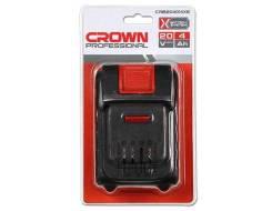 Аккумулятор Crown XSerie CAB204014XE 20B/4.0Ач. CAB204014XE