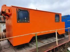 Фургон будка для проживания персонала