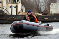 Надувной лодки Хантер 340