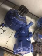Редуктор c мотором поворота кран стрелы Tadano Z300, Z360, Z500, TM30