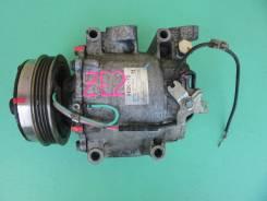 Компрессор кондиционера Honda Insight ZE2, LDA/LDA3. 38810-RBJ-006