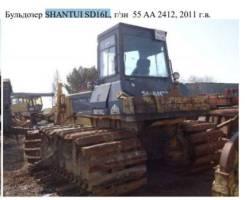 Shantui SD16L, 2011