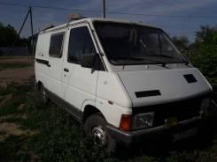 Renault Trafic, 1984