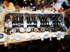 Головка блока цилиндров L15A Vtec Honda Fit GD