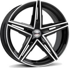 Borbet Xrs 8,5x20 5x112 et30 72,5 black polished glossy