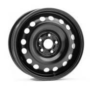 Alcar Stahlrad 9517 6,5x16 5x127 et40 71,5 black